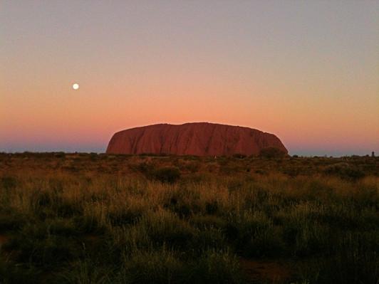 Uluru tour from Adelaide