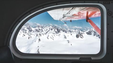 Mount Cook Ski Plane Scenic Flight