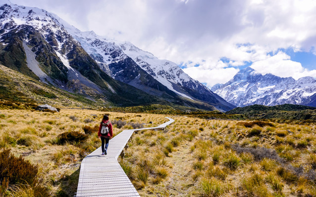 Small Group Mount Cook Tour