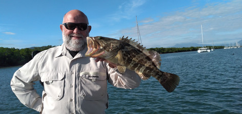 Morning Estuary Fishing Share Charter