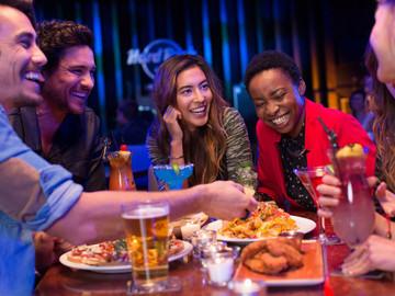 1D Hard Rock Cafe Biloxi Meal