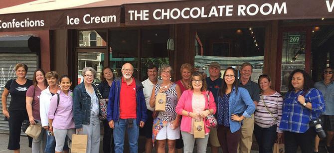 chocolate tour of brooklyn