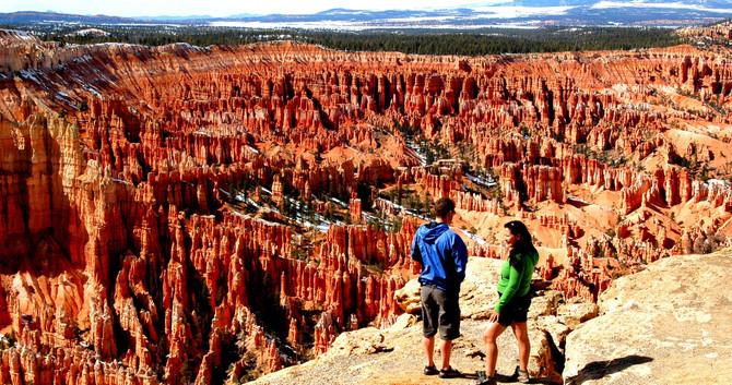 Southern Utah National Park Tours