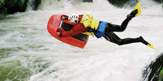 Kaituna River White River Sledging