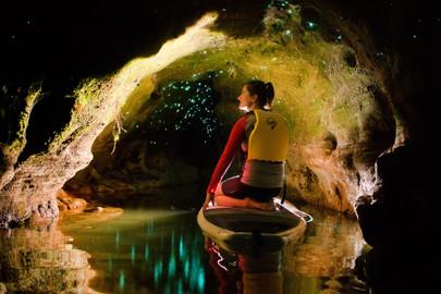 Twilight SUP Glow Tour Rotorua