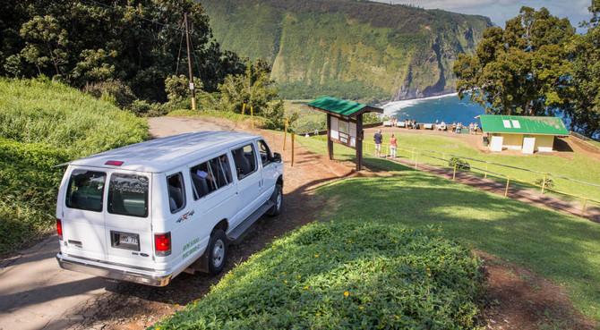 Big Island Waipio Valley and Twilight Volcano Combo Deals