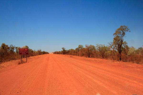 Broome to Darwin tours