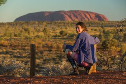 Start & End Uluru 2 Day 1 Night Tour (Dingo)