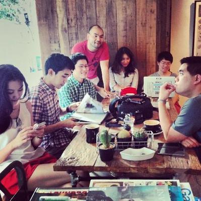 Bangkok Speciality Coffee Tour