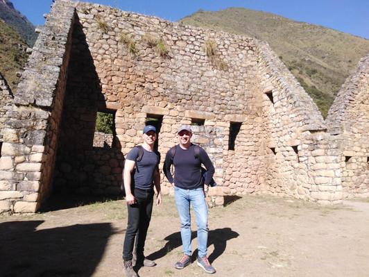4 DAY INCA TRAIL TREK TO MACHU PICCHU 6