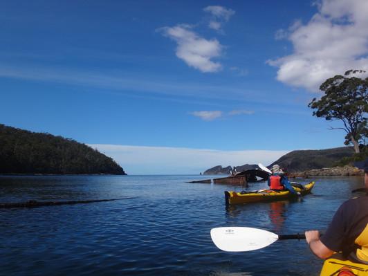 Tasmania kayak voucher