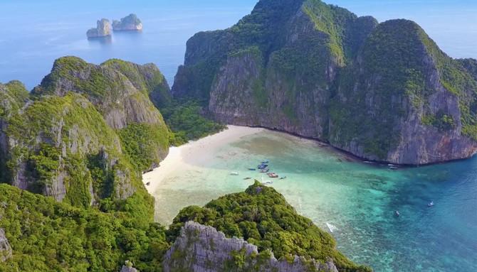 Thailand beach mountain tour