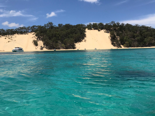 Moreton Island Cruise specials