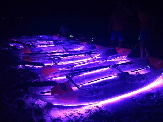 moreton island kayaking