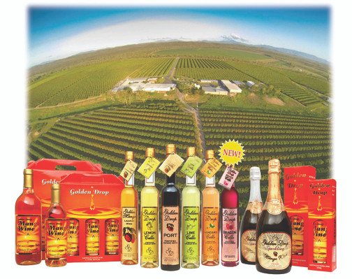 Outback Tasting Tour